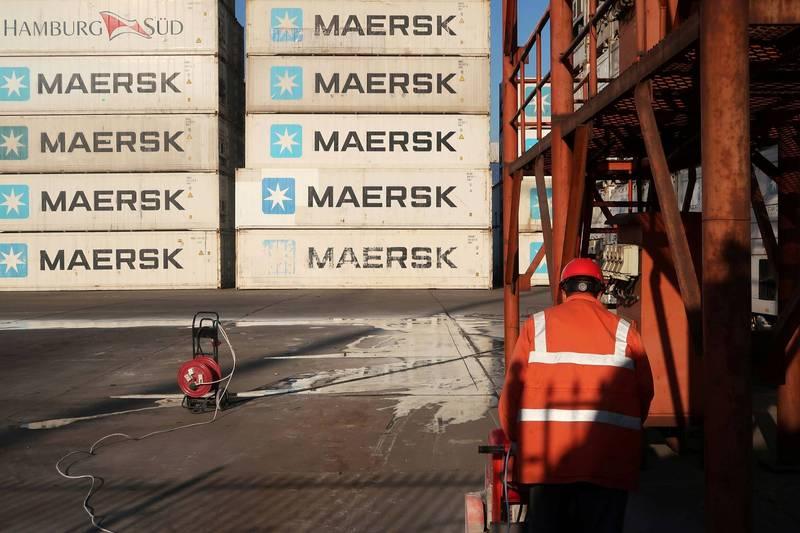 全球航運巨頭馬士基據報將大規模重組並裁員