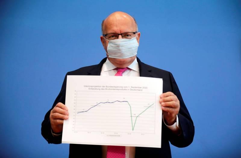 呈現V型復甦!德國上修今年經濟成長預期