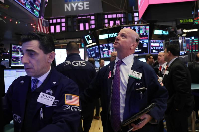 美股重挫 那斯達克大跌近5%
