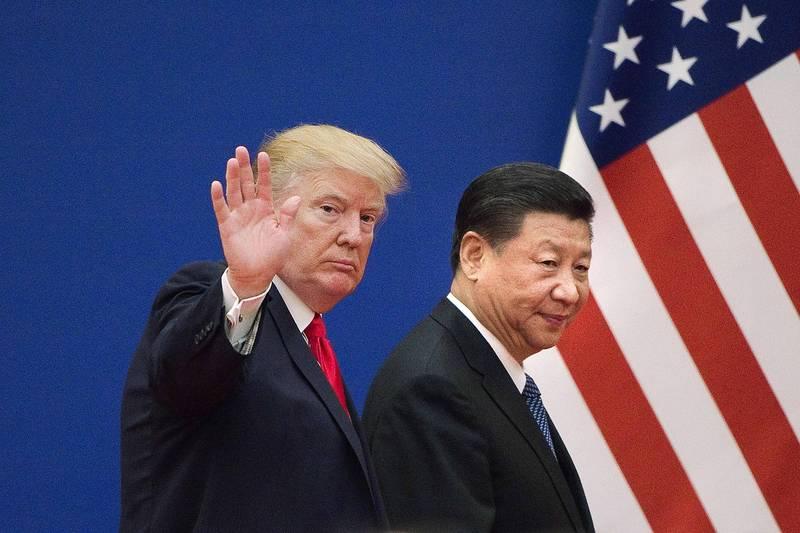 無論脫鉤或加稅 川普誓言將「終結對中國的依賴」