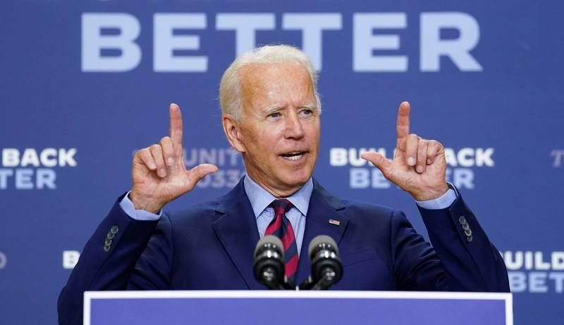 美國民意已變 專家:拜登將長期維持川普對中政策