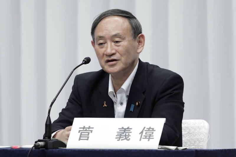 安倍接班人 路透:菅義偉將繼承安倍經濟學路線