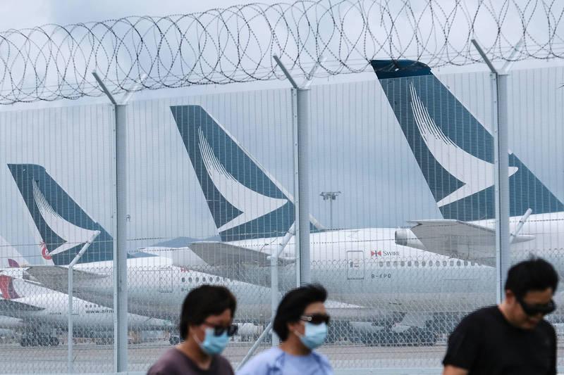 放棄政府薪資補貼 料香港國泰航空10月展開裁員
