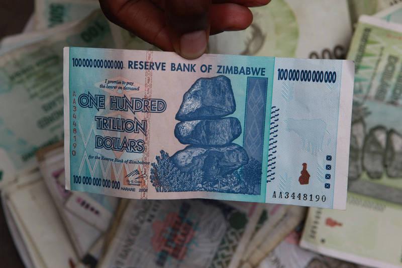 全球通膨史5》辛巴威印鈔還債 100兆只能買3顆蛋
