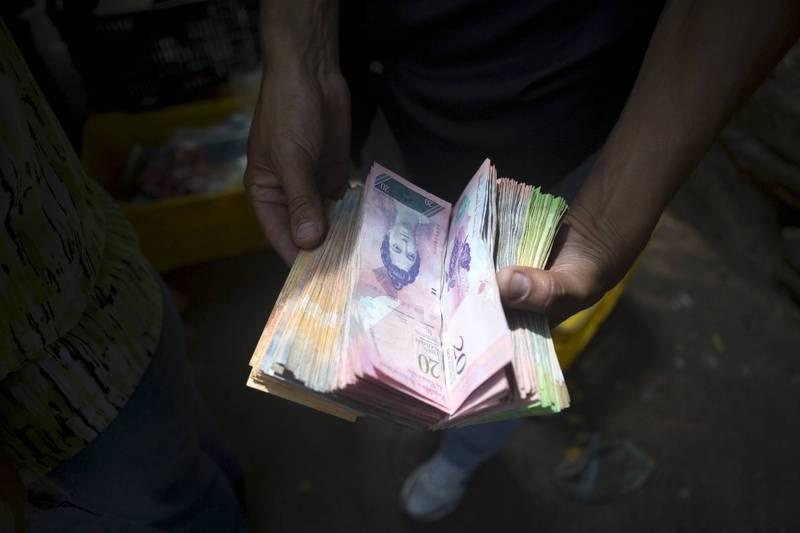 全球通膨史3》委內瑞拉產油大國 亂印鈔竟淪赤貧
