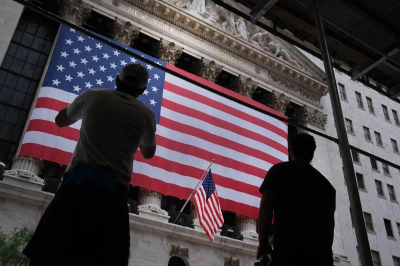 美紓困遲遲不出 大摩:美經濟恐遲至明年Q4復原