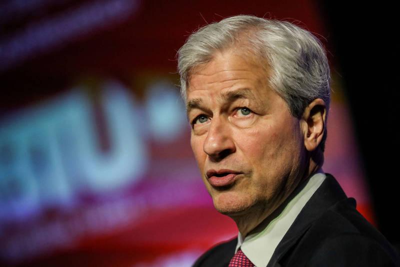 不確定性太多 小摩CEO警告:美經濟復甦恐脫離正軌