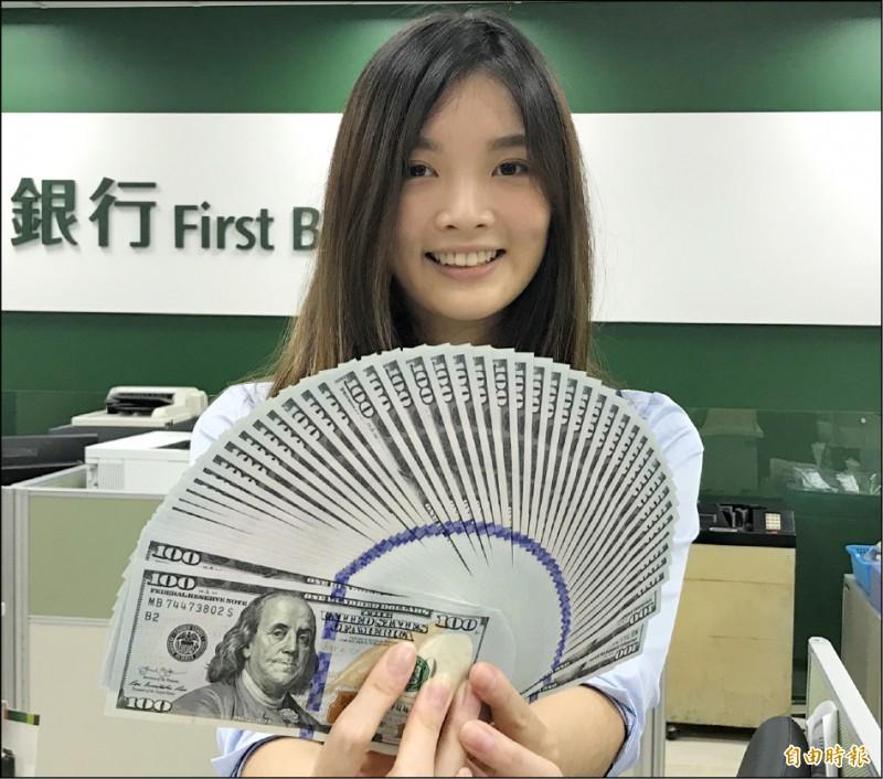 熱錢提前卡位 新台幣連5升
