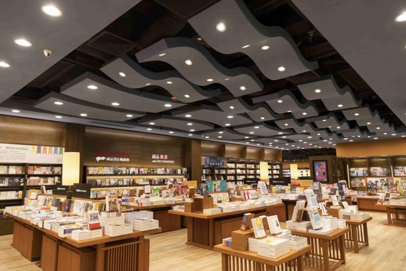 香港展店第四家開幕!「誠品書店奧運店」923大角咀奧海城開幕