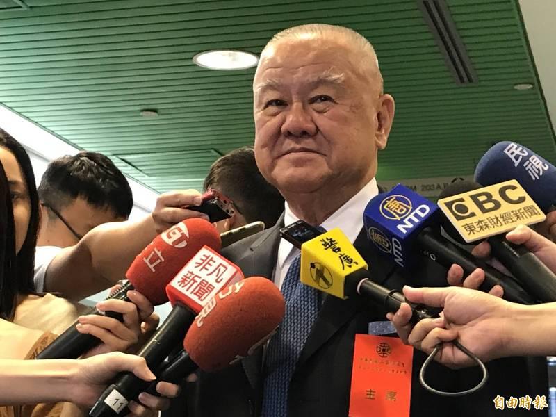 2工商大老缺席台美座談 沈榮欽:用行動表明選擇中國、拒絕美國