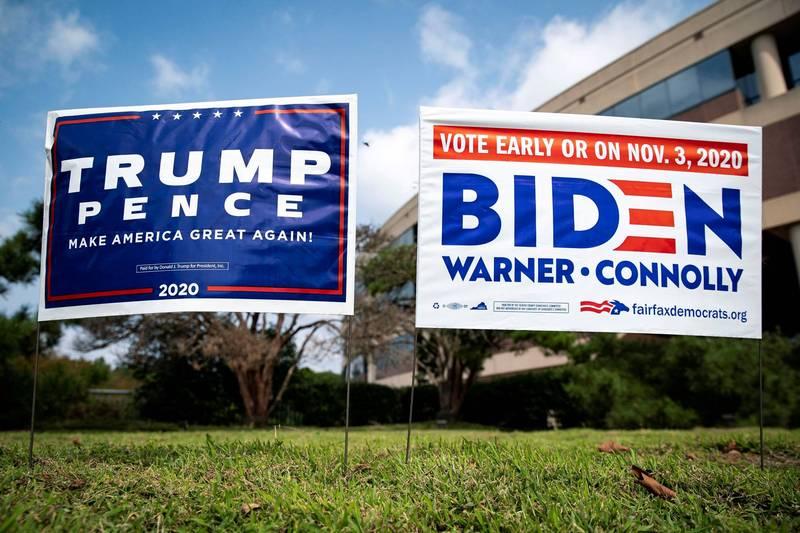 美大選在即 高盛:投資人押注川普連任