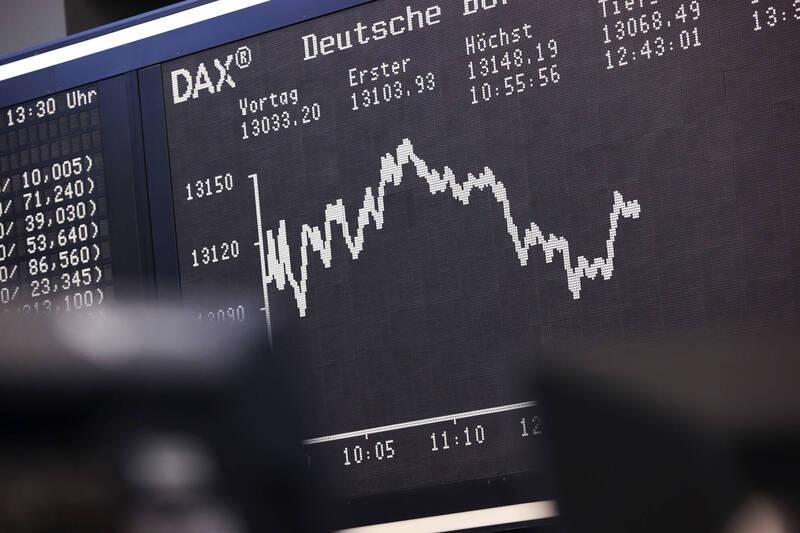 60兆可疑交易文件曝光  全球銀行股哀鴻遍野