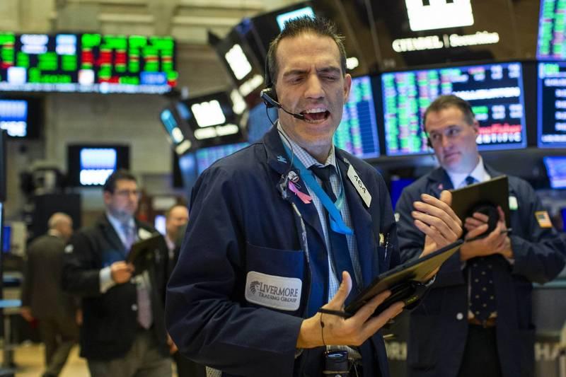 科技股再度崩盤 道瓊跌525點、那指重挫逾3%