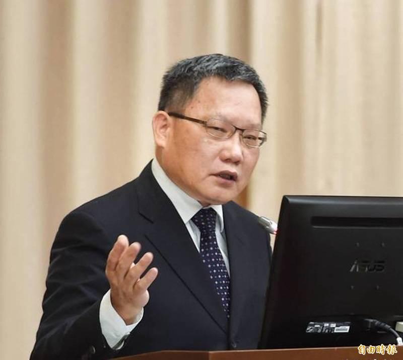 兆豐遭爆借錢給川普女婿 財長:時間點扯在一起不公平