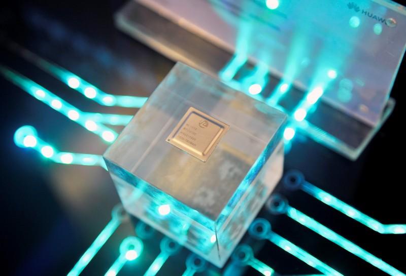 中國晶片進入全民煉鋼時代 技術落後多處「爛尾」