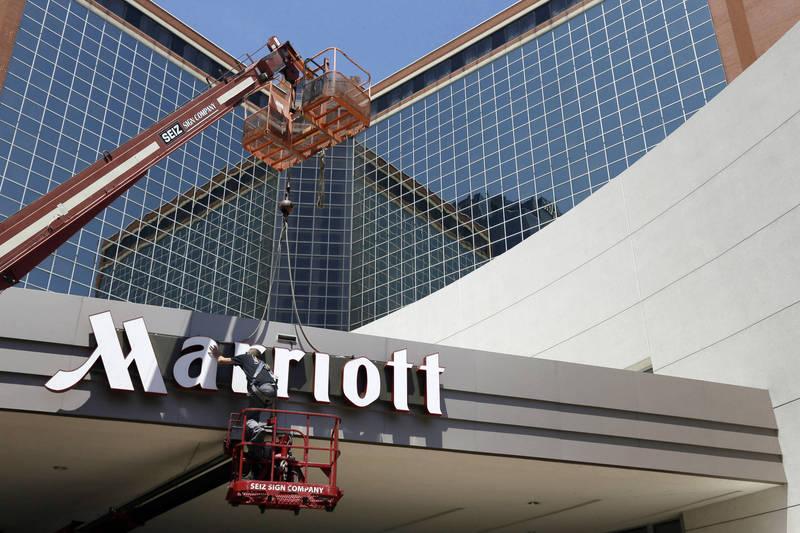 萬豪集團拖欠付款 信託公司警告:恐將122家酒店轉讓