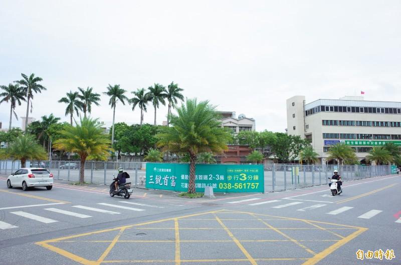 傳花蓮統帥飯店土地4億多賣出 買主為台中建商