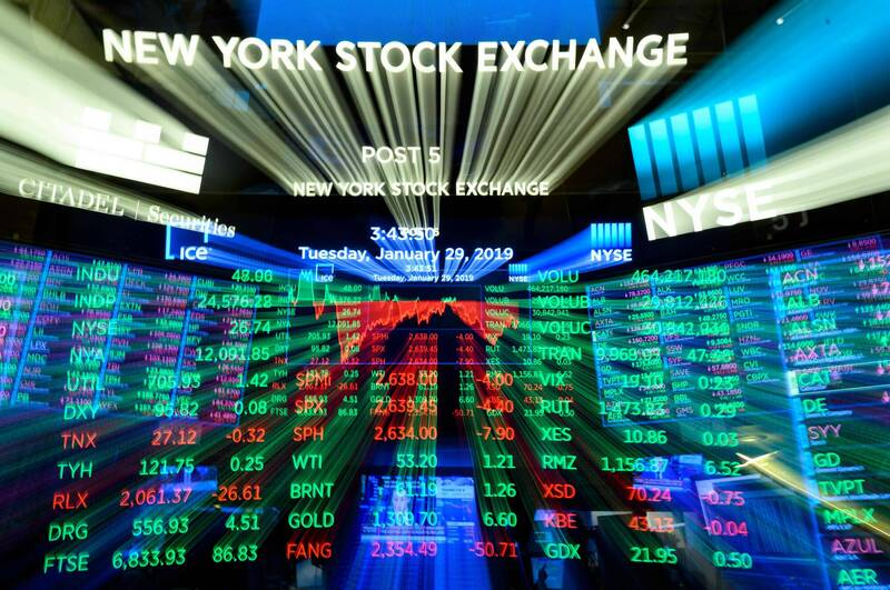美股連跌4週  經濟前景亮紅燈?
