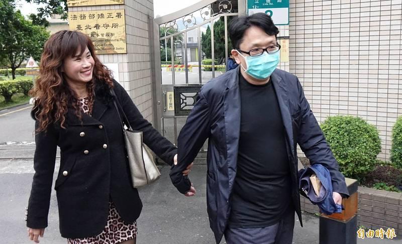 高院裁准現金保降為2500萬 樂陞前董座許金龍暫獲自由