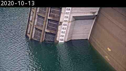 水進來了!今早翡翠水庫蓄水率回到5成以上