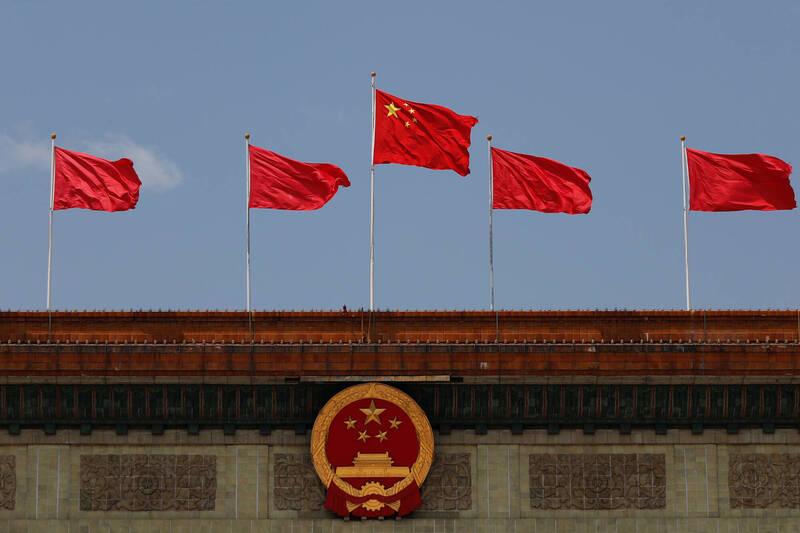與美叫板!中國人大通過出口管制法  12月起生效