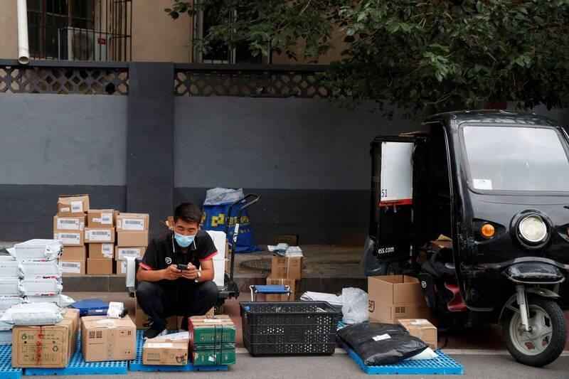 中國多家快遞驚傳罷工 導火線疑削價競爭砍工資