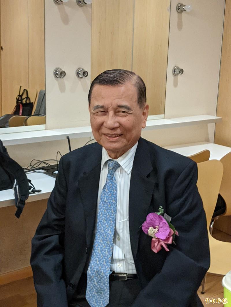 台美經濟對話 黃茂雄:非常好的正面發展