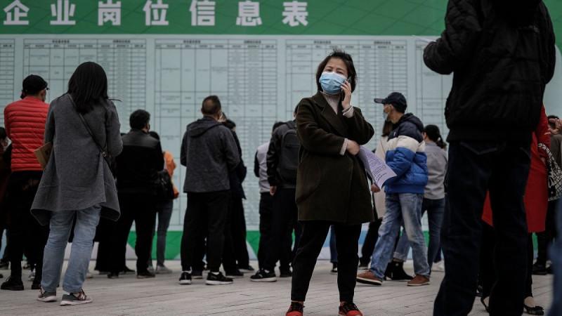 對就業前景和貧富差距失望 中國年輕人在社群媒體發洩不滿