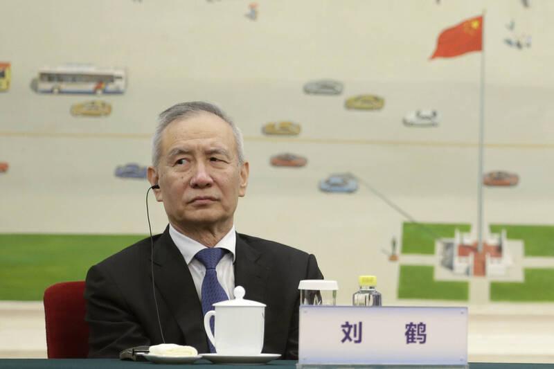 中企債務違約頻傳 劉鶴喊話:對債市亂象「零容忍」