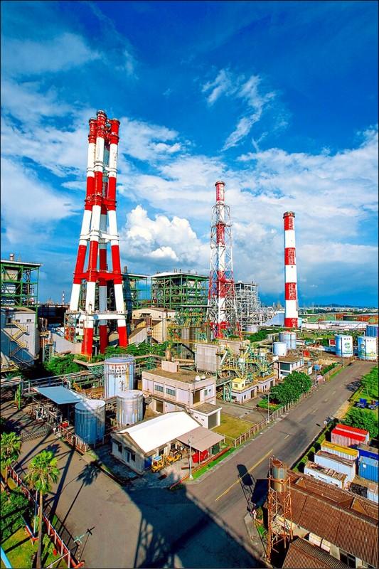 以氣減煤 台電新建7機組增12%電力
