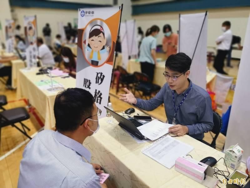 據求職網發布的調查顯示,有近9成3的上班族想在農曆年後轉職,創下12年來的新高。示意圖,與新聞無關。