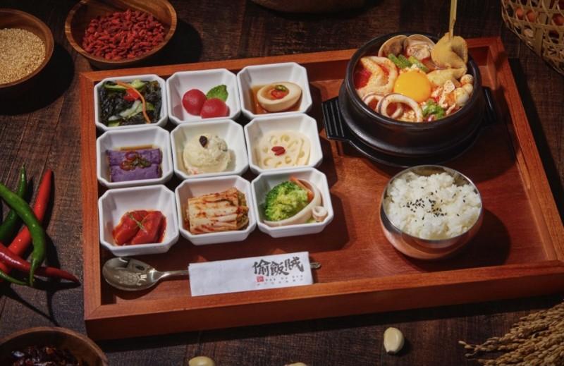 兩班家「偷飯賊」 進軍韓式定食市場