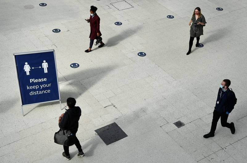 招聘諮詢機構New Street Consulting Group今日公佈數據顯示,2020年英國對