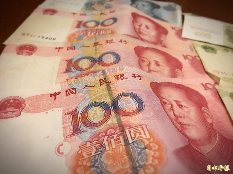 連十降!國銀去年Q4對中國曝險比重降至39% 史上最低