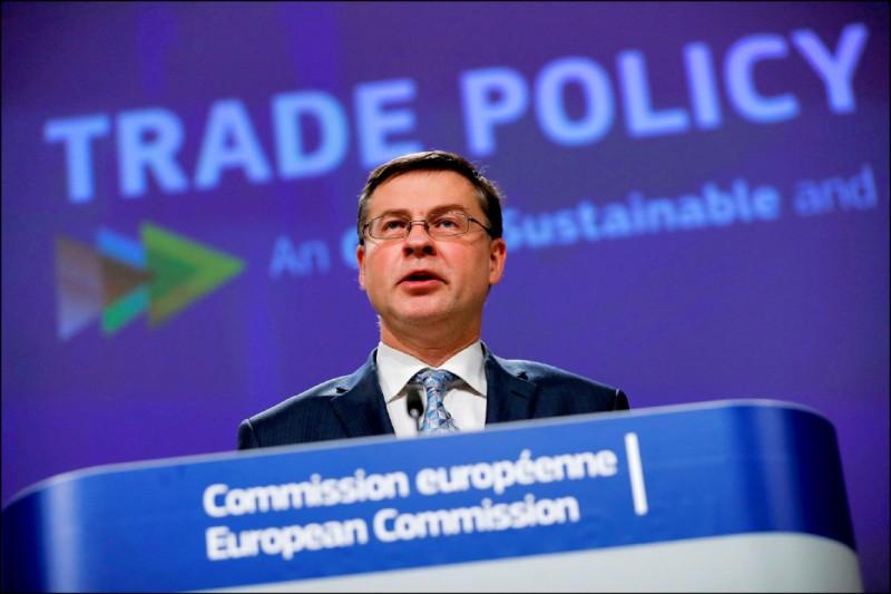 [新聞] 貿易不偏美中 歐盟三國演義新戰略