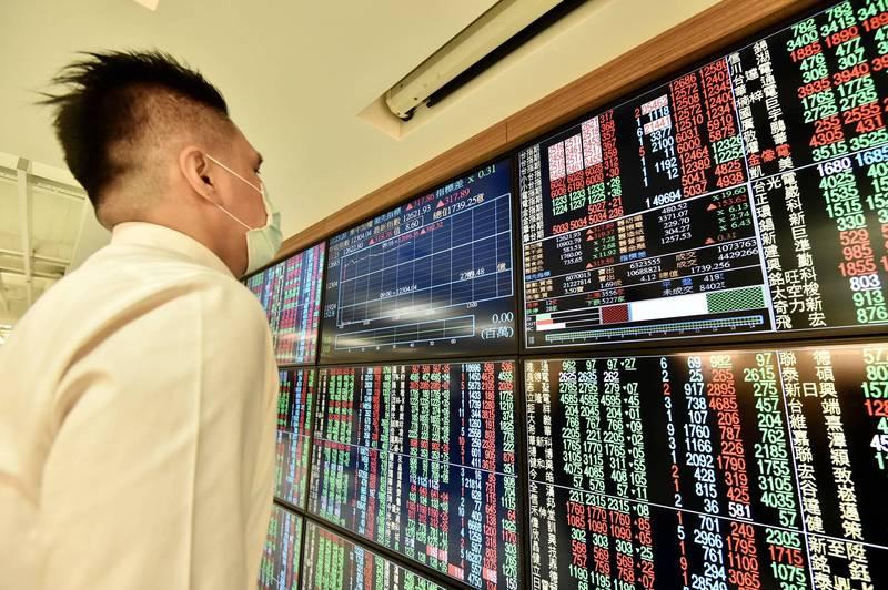 台積電回神收601元 台股跌51點收15855.23點