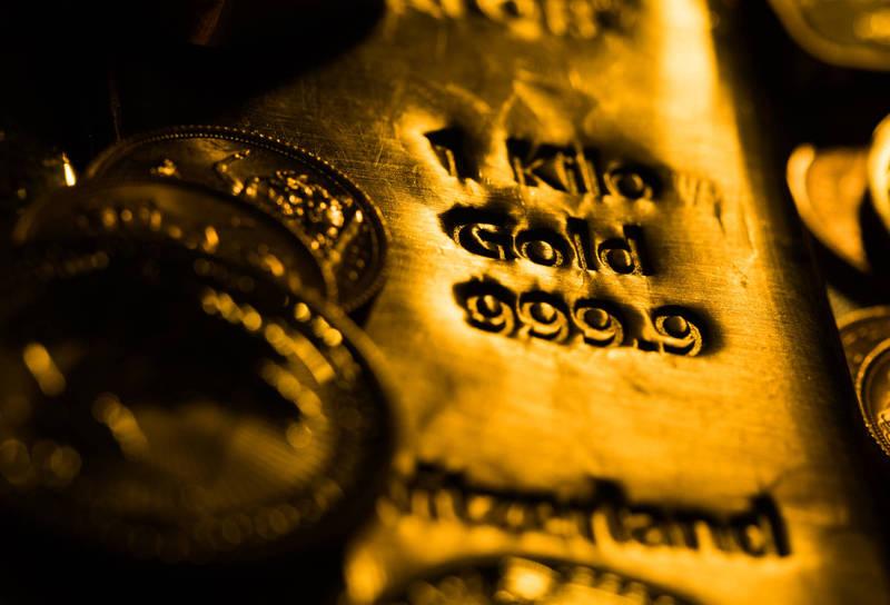 美元走高施壓金價 黃金3週來首次週跌幅 - 自由財經