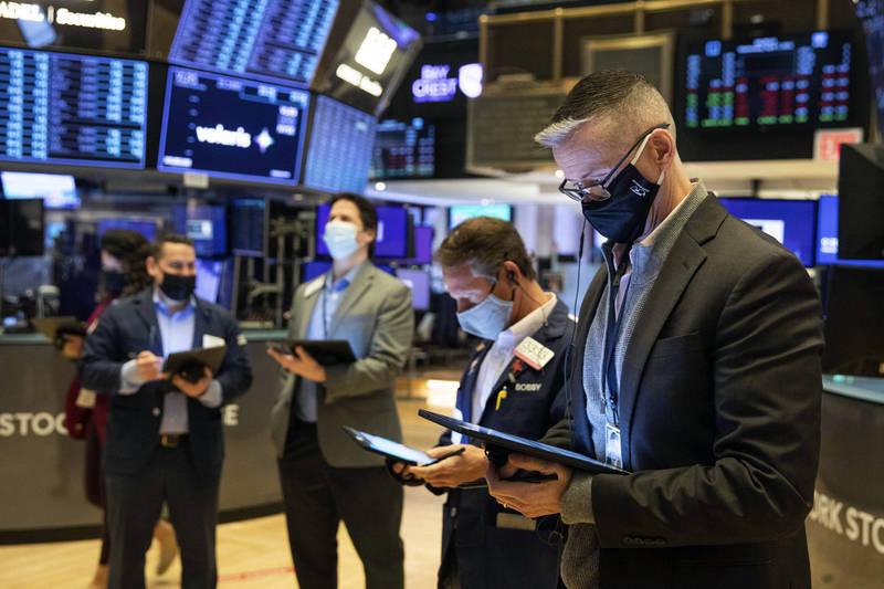 美股標普500指數開盤再創新高 臉書、亞馬遜等科技股齊漲