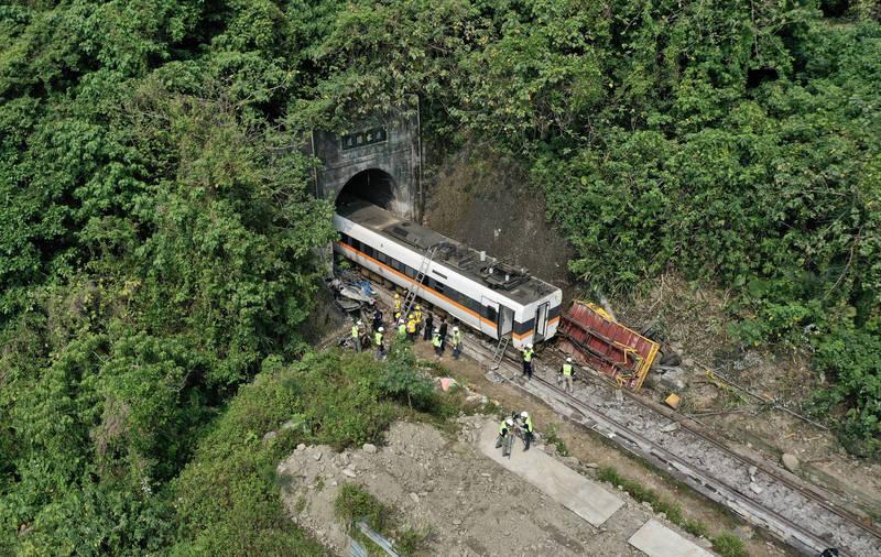 台鐵出軌》刷卡買車票傷亡9人 平均每人可獲理賠1600多萬