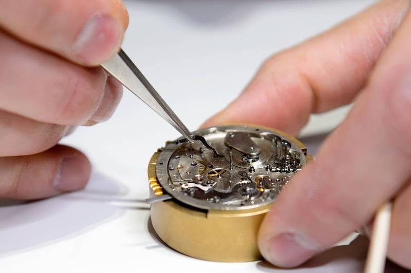 中國爆買瑞士手錶 去年吃下近1/4出口額