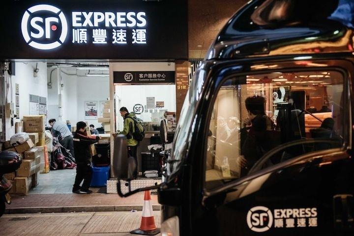 中國物流1哥順豐Q1巨虧 16.5萬股民人均慘賠622萬