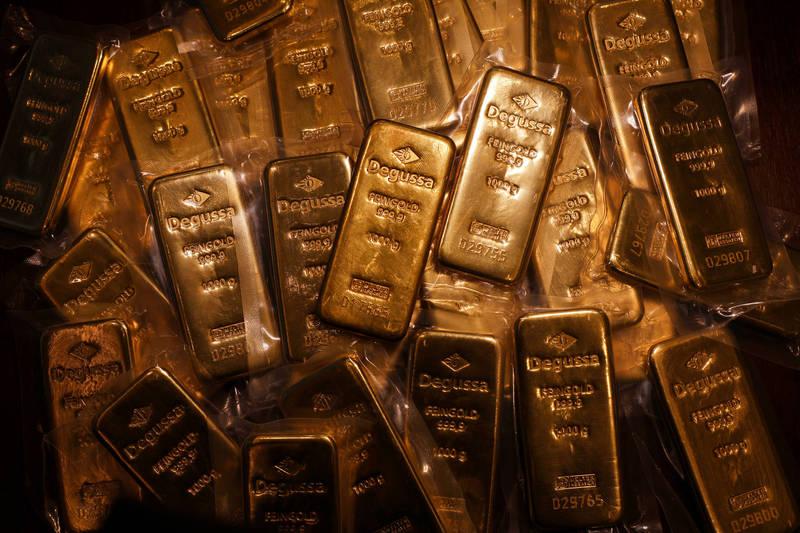 瑞銀報告:金價回升短暫 料年底跌至1600美元 - 自由財經