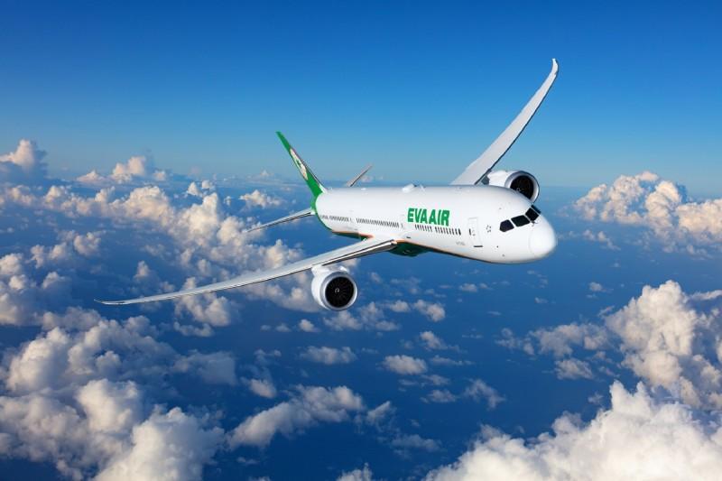 飛往美西人數成長 長榮航5月營收創15個月新高