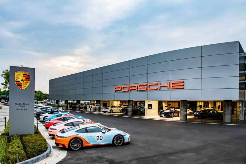 BMW與Porsche在手訂單還在消化 汎德永業維持成長動能
