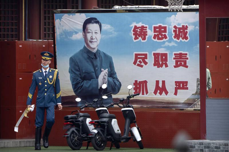 習掃蕩資本家 經濟學人:中國現狀充滿危機