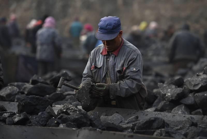 中國動力煤價格每噸飆破8千