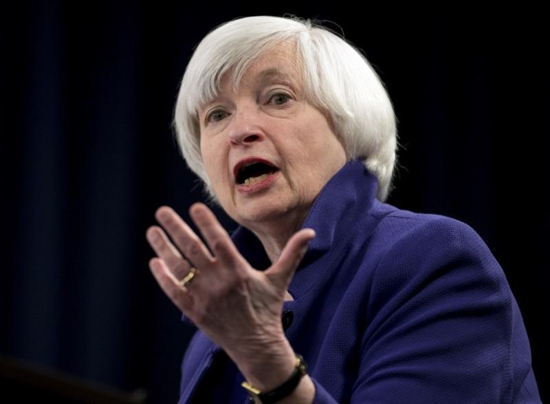美公債倒掛 Fed前主席葉倫:暗示需「降息」而非衰退