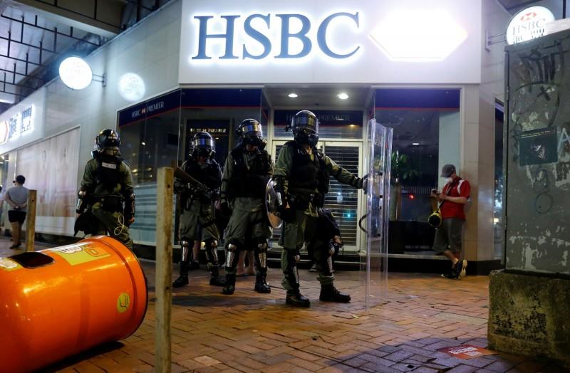 反送中》香港資金撤出  摩根士丹利:利率恐飆高