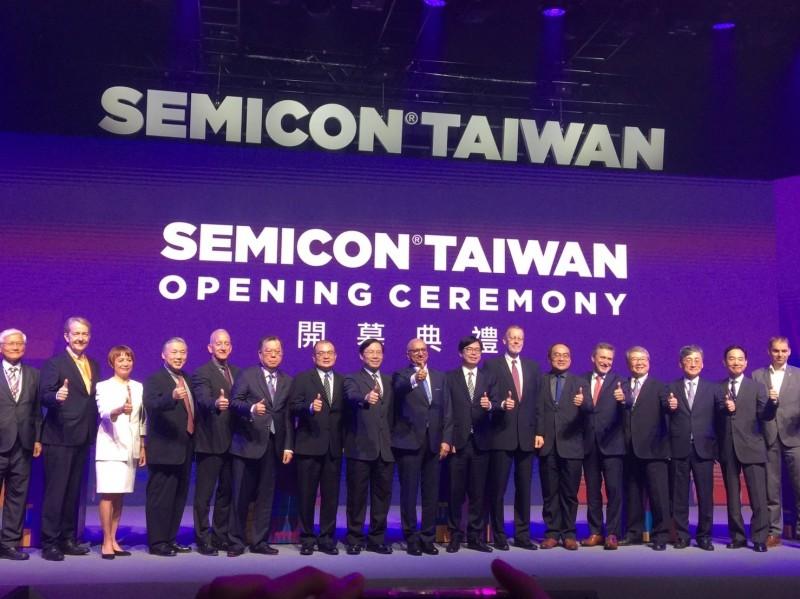 陳其邁:政府將全力協助半導體業提升在全球台灣價值鏈地位