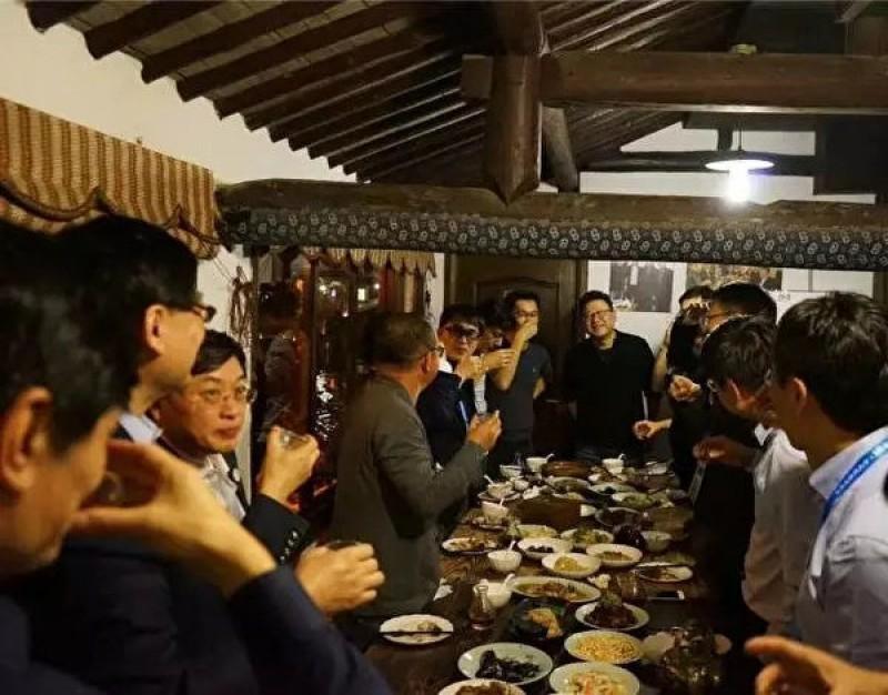 烏鎮一場飯局 被追蹤出中國互聯網半壁江山易手了